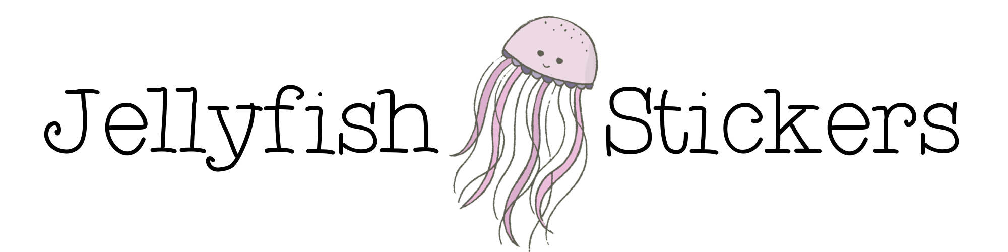 Jellyfish Stickers-Logo